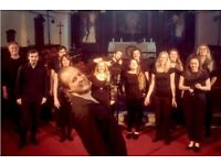 Singers wanted for a jazz/pop/rock a cappella choir