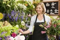 Experienced Floral Designer Wanted !!!!!!!