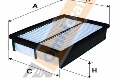Car Parts - Omnicraft Air Filter For Honda Jazz Fit 1.4 2133566