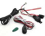 Universal Fog Light Wiring Harness