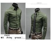 Army Dress Shirt