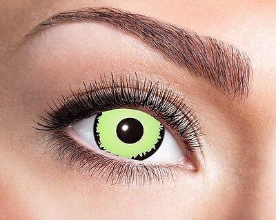 Eyecatcher Mini Sclera Linsen Avatar E01 farbige 6 - Avatar Kontaktlinsen