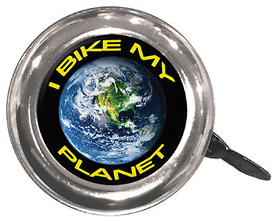 Clean Motion Bicycle Bell-Swell Bell-Earth
