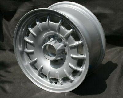 4 Mercedes Barock Design Felgen 7x15 R107 W 108 123 126 mit TÜV Teilegutachten