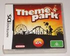 Theme Park Video Games for Nintendo DS