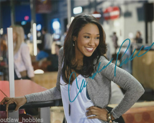 Candice Patton The Flash Autographed Signed 8x10 Photo COA #6
