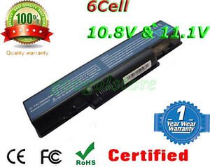 Packard Bell Model MS2267 MS2273 MS2274 MS2285 Series Battery AS09A31 AS09A41 UK