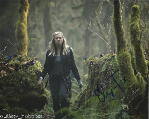 Eliza Taylor The 100 Autographed Signed 8x10 Photo COA #8