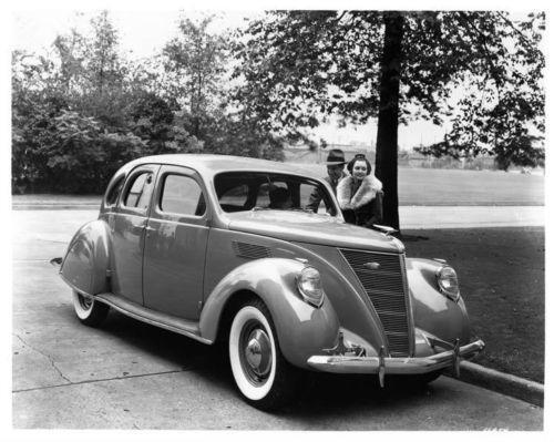 1937 Lincoln Zephyr Ebay