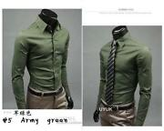 Mens Army Shirt