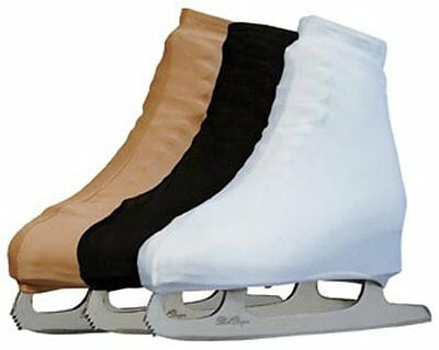 Pro Guard Figure Skate Boot Covers One Size Fits All Black / White / Flesh covid 19 (Pro Skate Boot coronavirus)