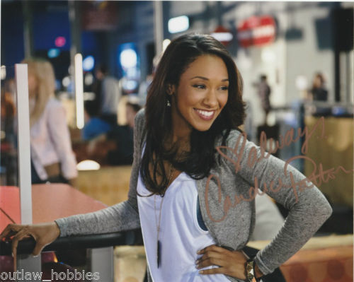 Candice Patton The Flash Autographed Signed 8x10 Photo COA #2
