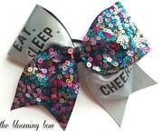 Cheer Hair Bows