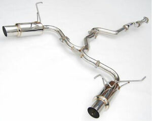 Invidia HS08STIGTP N1 Catback Exhaust for STi 08-13 / WRX 11-201