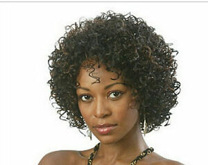 Fashion Hot Short hair curly african American wigs for black women