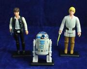 Star Wars Figures 1977