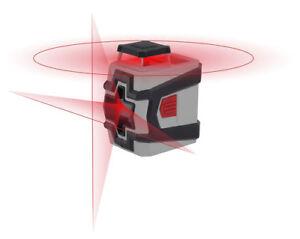 Profi kreuzlinienlaser kreuzlaser ° laser baulaser