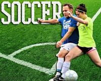 1  FEMALE NEEDED for INDOOR SOCCER FALL LEAGUE
