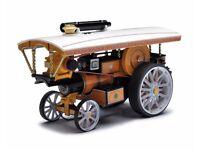 Corgi Collectables CC20510 Burrell Showmans - Road Locomotive No.3910