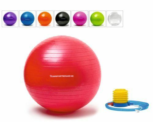 Gymnastikball Fitnessball Sitzball Büroball Balanceball Yogaball - 65/75 cm