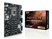 ASUS B250 MINING EXPERT LGA1151 ATX Motherboard for Cryptocurrency Mining & Processor