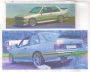 BMW M3 Body Kit