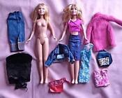Mary Kate and Ashley Dolls