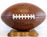 Vintage Leather Football