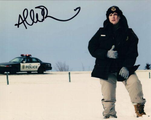 Allison Tolman Signed Autographed 8x10 Photo Fargo VD