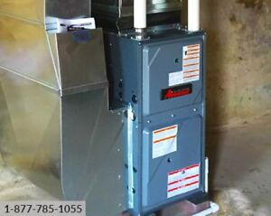 Furnaces & AC Rentals | ZERO Upfront Cost, $1400+ in Rebates