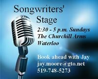 Songwriters' Stage