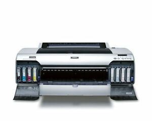 "Epson Stylus PRO 4800 Printer UltraChrome K3, 17"" wide."