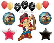 Jake and The Neverland Pirates Balloons