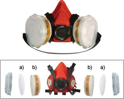 Lackiermaske Atemschutzmaske Schutz Sicherheitsmaske Star Mask A2 P2
