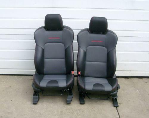 Used Mazda Rx8 >> Mazdaspeed Seats | eBay