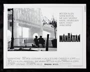 Woody Allen Manhattan Poster