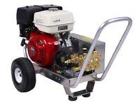 Garden machine repair. Lawn mower, pressure washer, strimmer