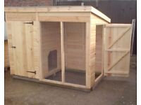 Dogkennel/run... Please note this building is made to order