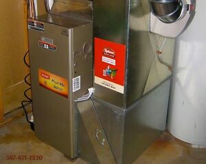 Furnaces, Water Heaters, Garage Heat - BEST Prices in Edmonton