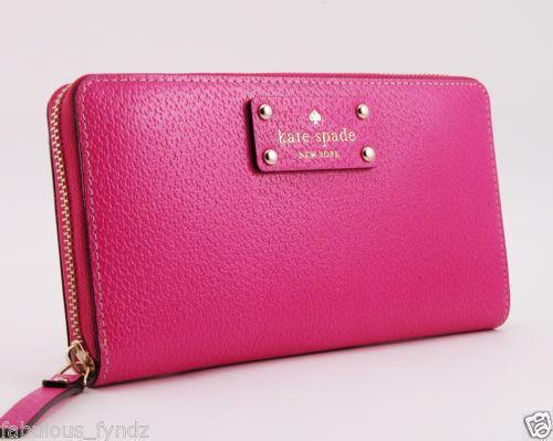 Kate Spade Travel Wallet Canada