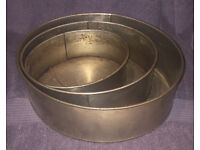 Cake Tins - Oval Shaped