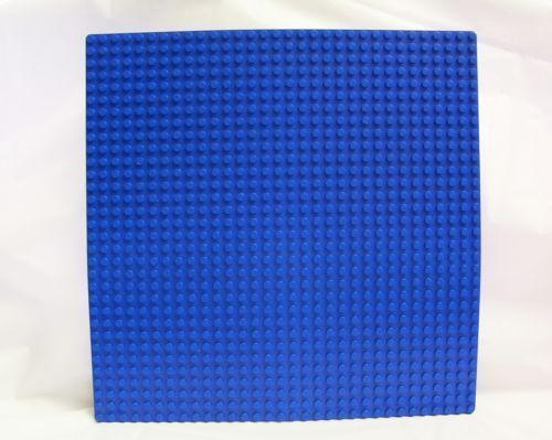 Lego Blue Base Plate Ebay