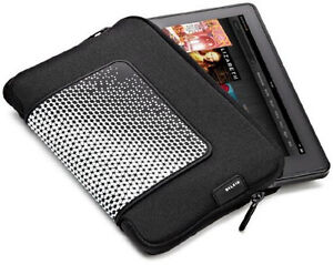 NEW Belkin Grip Sleeve Carrying Case Zipper Cover for Kindle Fire 7