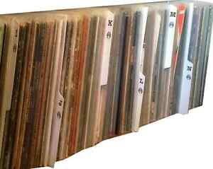 26-x-White-12-inch-Vinyl-LP-Album-A-Z-Record-Collection-Tabbed-Dividers