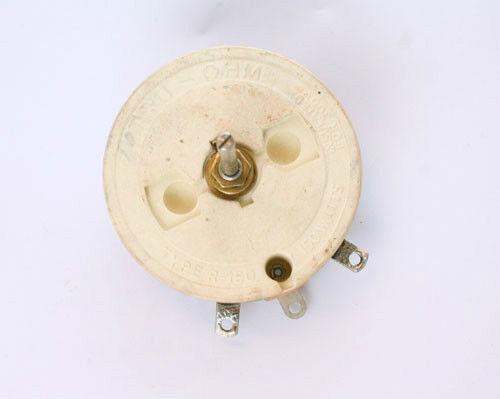 New Ohmite 350 ohm 150 Watt Single Turn Rheostat RLS350