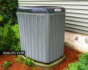 Gas Furnaces & Central Air Conditioners - Windsor