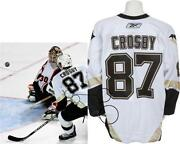 NHL Game Used Jersey