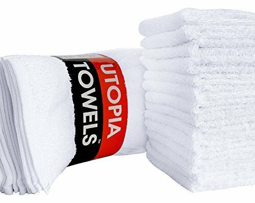 Utopia Towels Cotton Washcloths