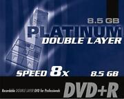 DVD Rohlinge 8 5 GB