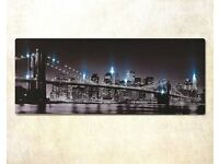 BRAND NEW LED New York Canvas
